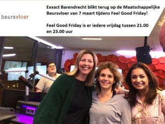 Terugblik beursvloer in Feel Good Friday